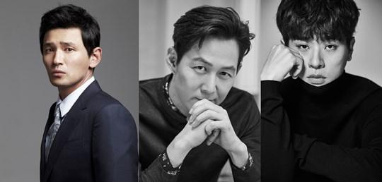 흥미로운 3色 조합...황정민X이정재X박정민, '다만악에서구하소서' 출연