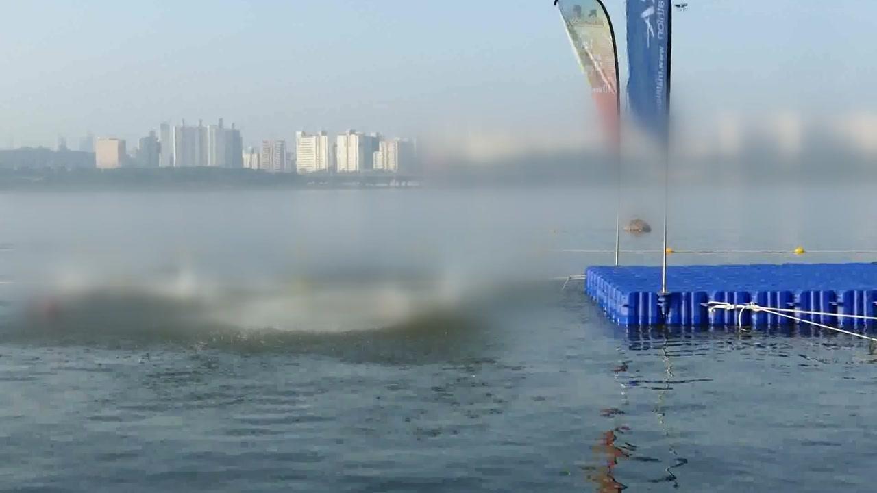 철인 3종 대회 참가 30대 남성 한강서 실종