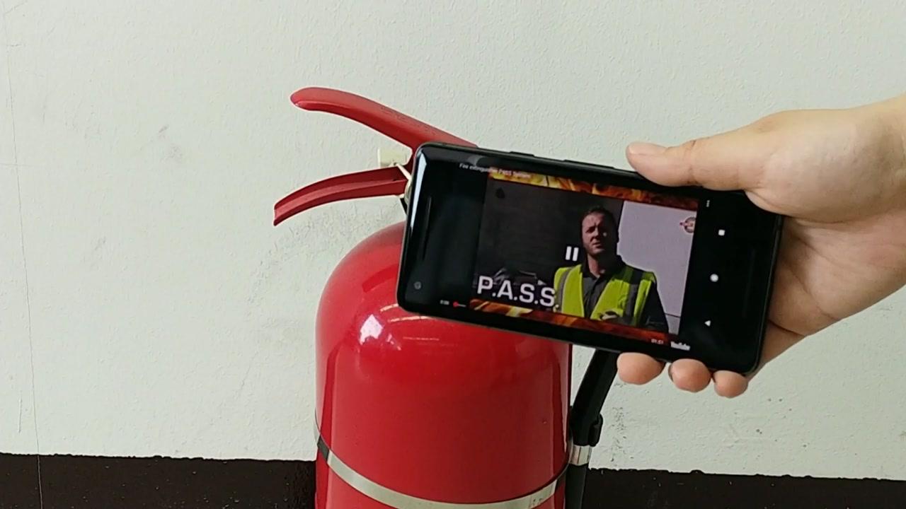 스마트폰으로 '두드리면 사물 인식'기술 개발