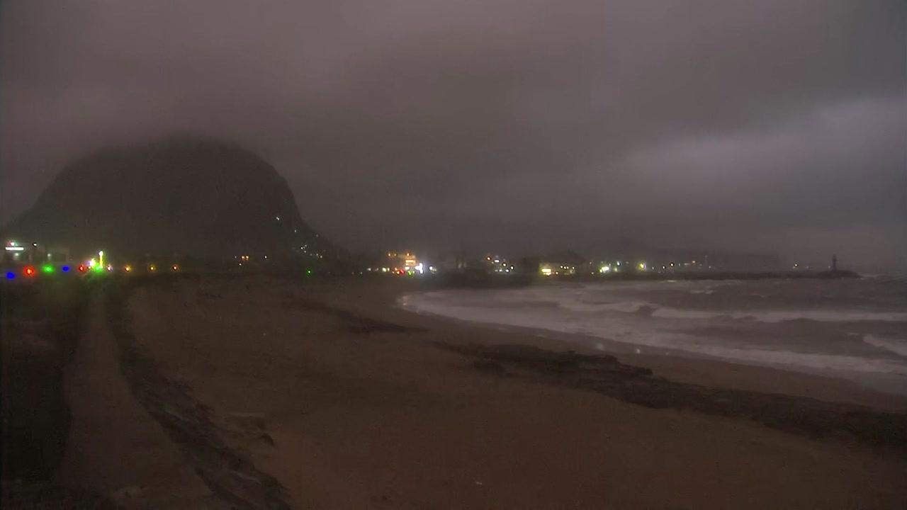 태풍 지난 제주...비바람에 피해 속출