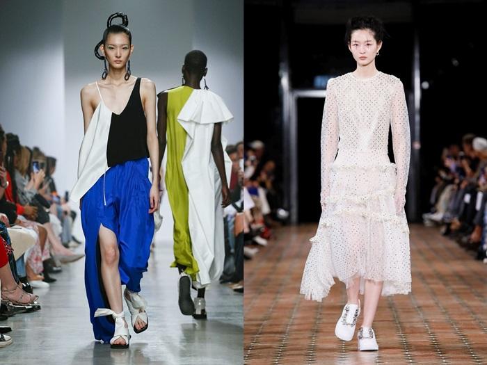 쌍둥이 모델 서현X서윤, 해외패션위크 활약…차세대 톱모델