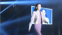 구하라, 日 패션쇼 무대 올랐다…당당한 워킹+인형 비주얼