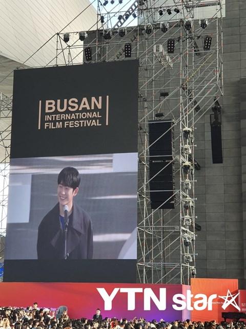 "[24th 부국제] \'음악앨범\' 정지우 감독 ""정해인, 뜨거운 배우"""