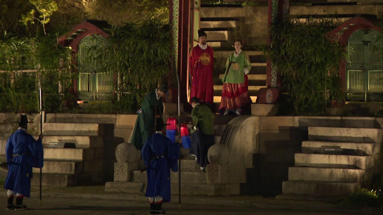 """""""한국 문화의 정수 느꼈어요"""" 궁궐의 아름다움에 매료된 해외 문화인들"""