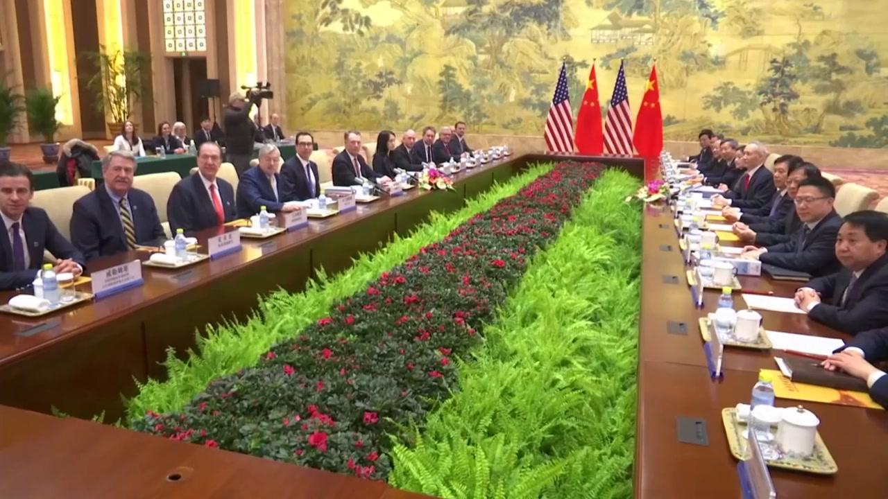 오늘부터 미중 고위급 무역협상...부분 합의도 '예측 불허'