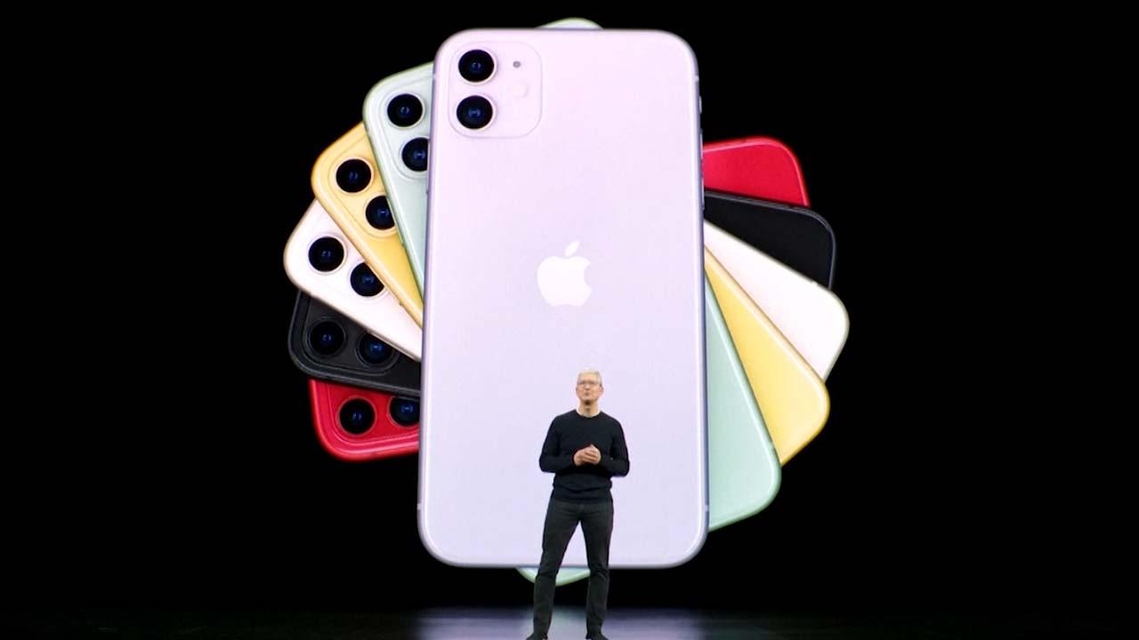 '아이폰11' 美 컨슈머리포트 평가 1위...삼성 갤럭시 제쳐