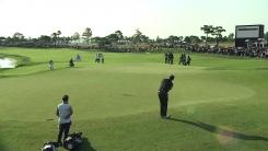 'PGA 신인왕' 임성재, 제네시스 대회 역전 우승