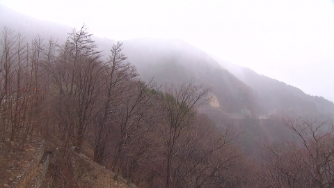 [날씨] 이번 주 기온 뚝…강원 산간엔 첫눈