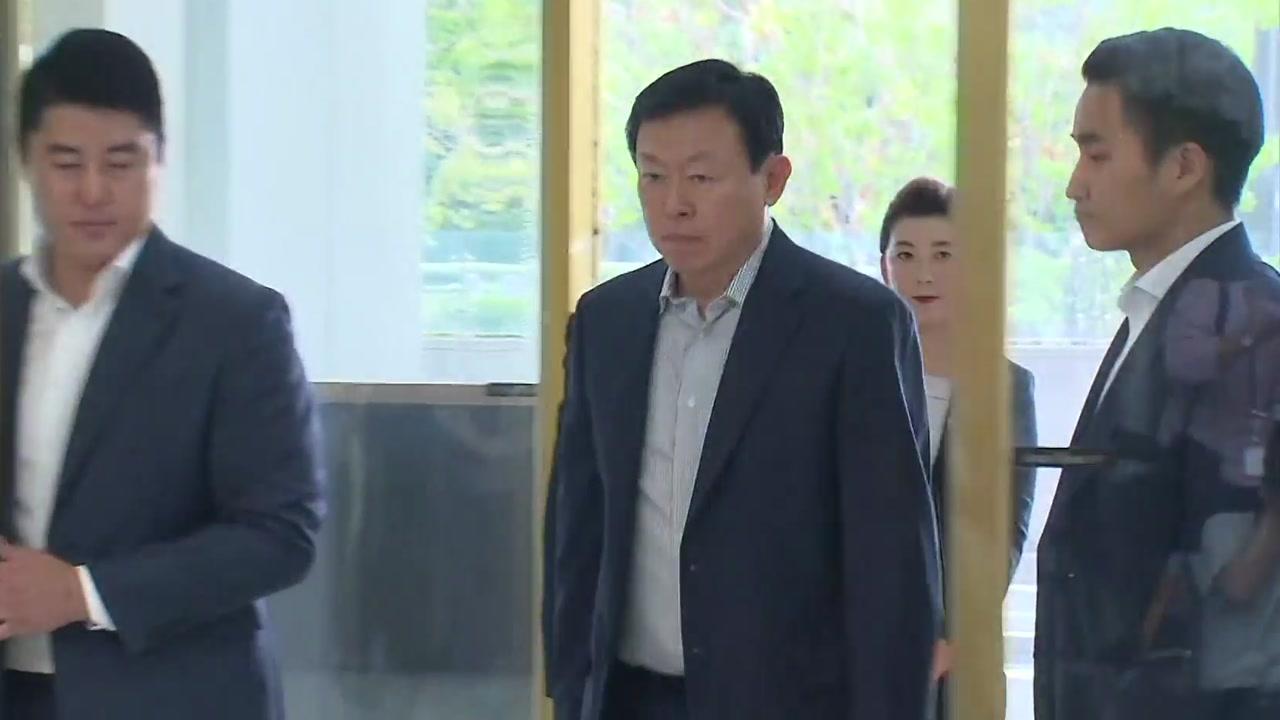 [속보] 대법원, 롯데 신동빈 회장 징역 2년 6개월·집행유예 4년 확정