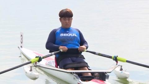 북한 목함지뢰 피해자 하재헌, 전국장애인체전 조정 金