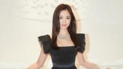 송혜교, 쇼메 디너쇼 포착…고혹적 블랙 드레스 자태