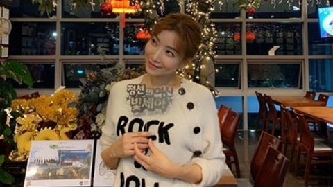 """윤세아, '삼시세끼' 종영 소감 """"크리스마스 같았던 여름"""""""