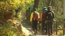 가을 산의 두 얼굴...단풍철에 사고 위험 증가