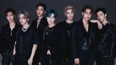 슈퍼엠, 美 빌보드 8개 차트 1위 기록