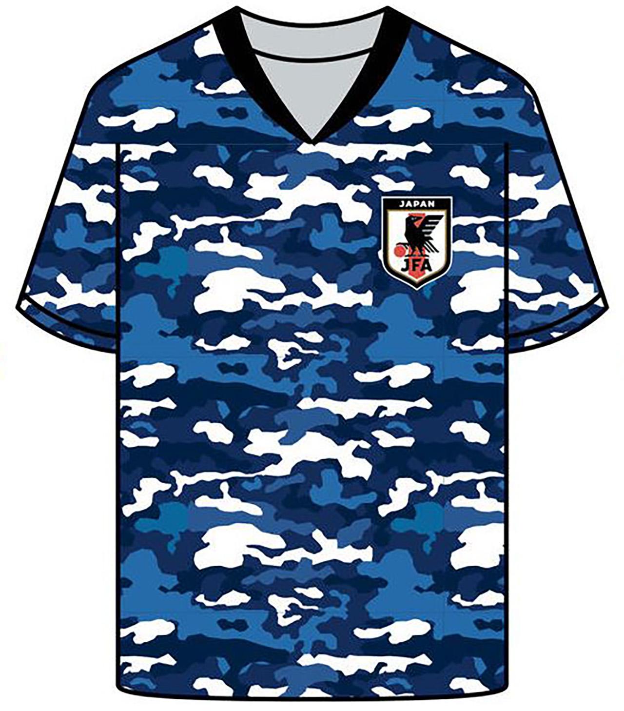 日, 올림픽 축구 대표팀 유니폼에 이례적 군복 연상 무늬