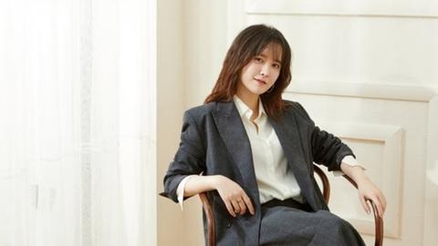 """구혜선, 화보 공개 """"안재현과 이혼 억울해...씩씩하게 살 것"""""""
