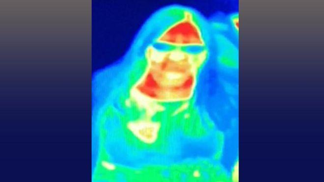 英 박물관 찾은 관광객, 열화상카메라 통해 유방암 발견해