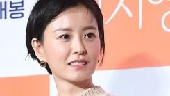 """정유미, '82년생 김지영' 박스오피스 1위 출발에 """"감사합니다"""""""