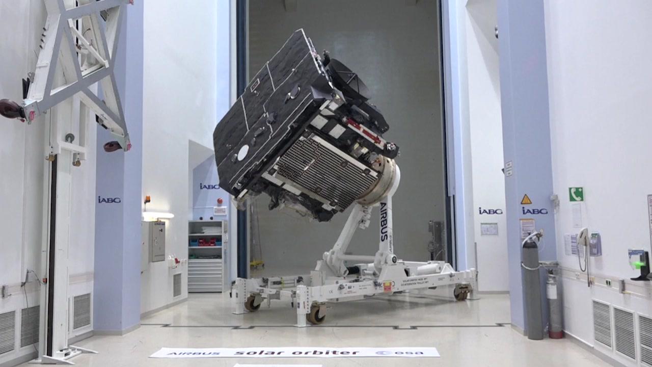 탐사선 '솔로' 발사 준비 끝...'태양 탐사' 쌍두 체제