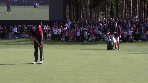 타이거 우즈, PGA 최다승 82승 타이 기록