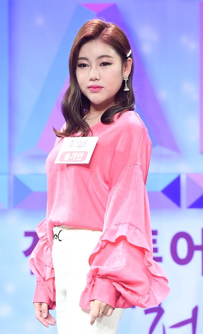 """'미스트롯 콘서트2' 송가인 """"MC몽 협업, 음악만 봤다…국악 알리기 위해"""""""