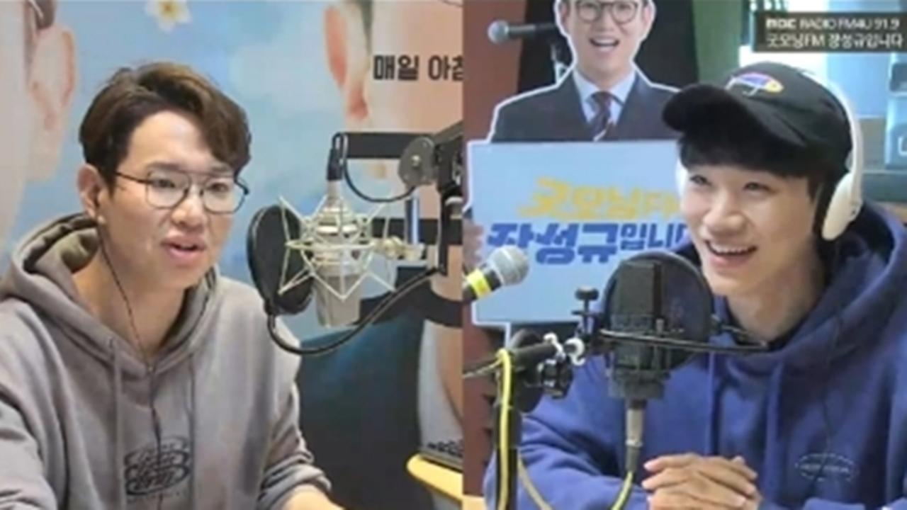 """'굿모닝FM' 김기리 """"장성규 잃어버린 동생 장기리"""" 닮은꼴 케미"""