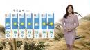 [날씨] 주말, 전국 맑고 미세먼지 호전…일교차 주의