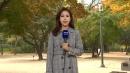 [날씨] 주말 곳곳 미세먼지↑...단풍 가득 덕수궁