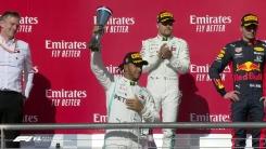 해밀턴, 통산 6번째 F1 챔피언 등극