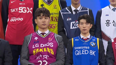 고려대 박정현, 프로농구 신인 전체 1순위로 LG행