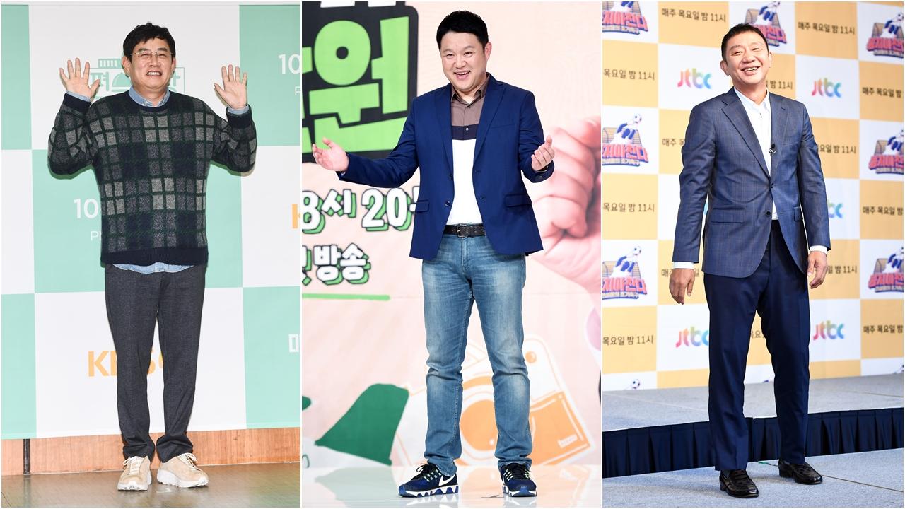 이경규·김구라·허재, '막나가쇼' 출연 확정..11월 정규 첫 방송(공식)