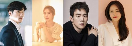 김강우부터 유인나·이연희·유연석 등 '새해전야'로 뭉친다 (공식)