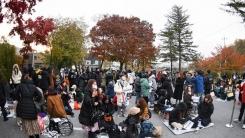 태양X대성, 오늘(10일) 용인서 전역…글로벌 팬들로 인산인해