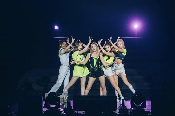 ITZY, 데뷔 후 첫 해외 쇼케이스 투어 마카오 공연 성료