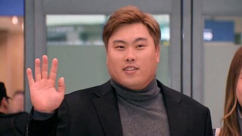 """아시아 최초 사이영상 1위 득표 류현진 """"올 시즌 99점"""""""