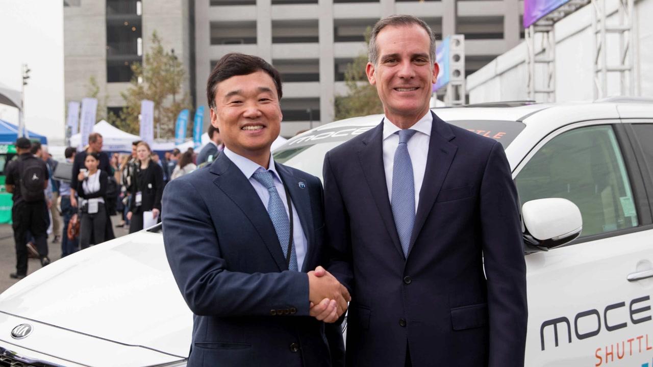 [기업] 현대차, LA에 미래 모빌리티 사업 위한 '모션 랩' 설립