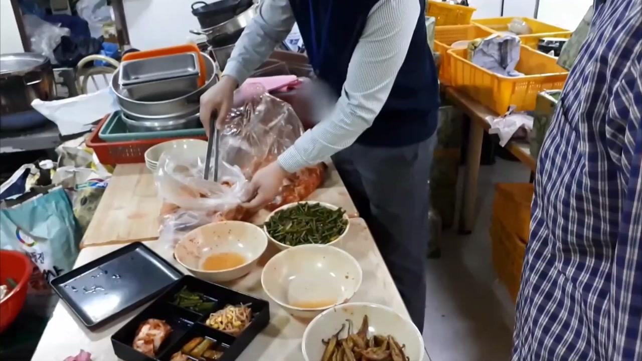 잔반 재활용·곰팡이 식재료...배달 음식 전성시대의 '민낯'