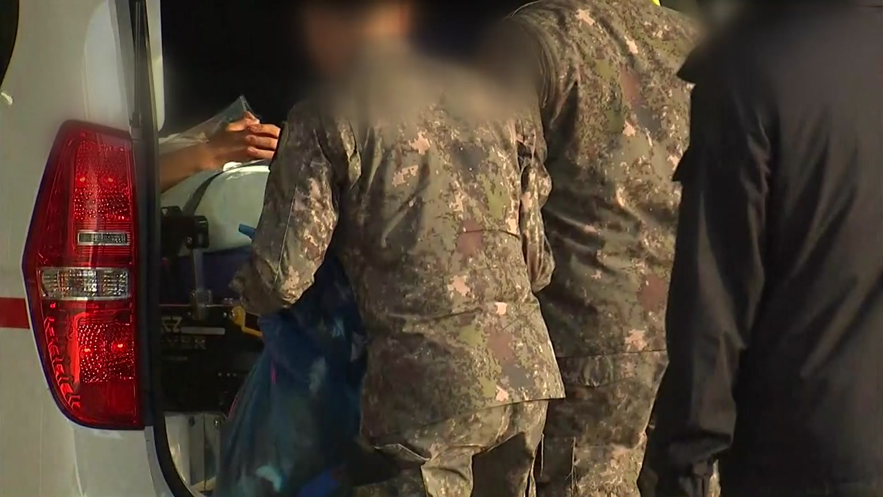 파주 공병부대 훈련장 폭발 사고로 2명 사상
