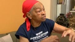 집에 침입한 괴한 때려눕힌 82세 美 '보디빌더' 할머니