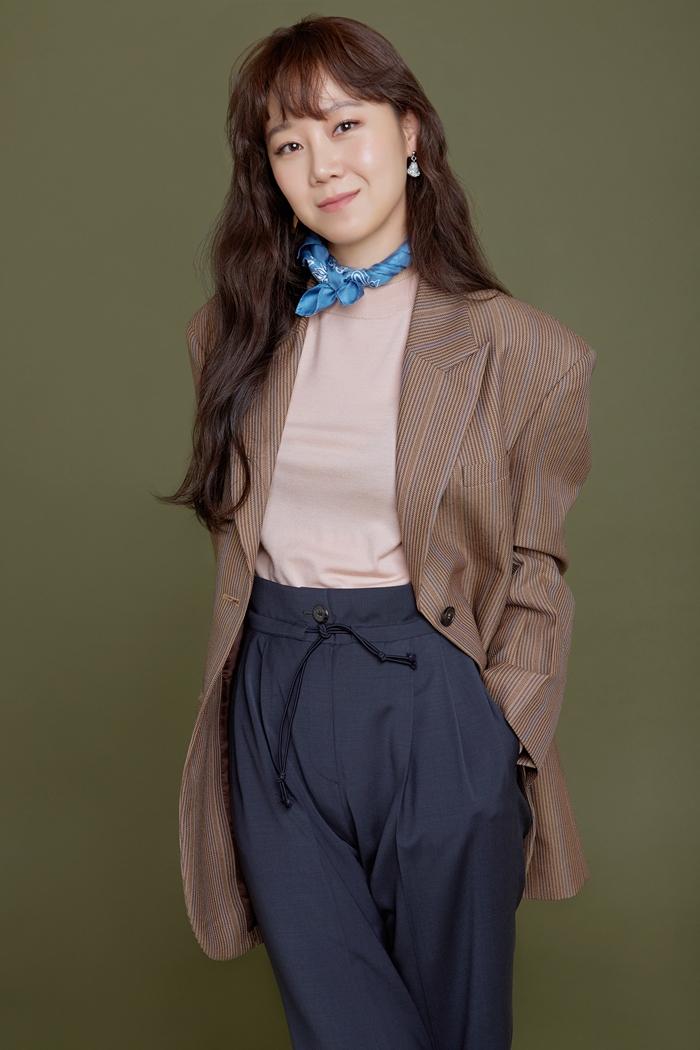 """공효진 """"원래 하고 싶었던 역은 '향미'...절친 손담비에 추천"""""""