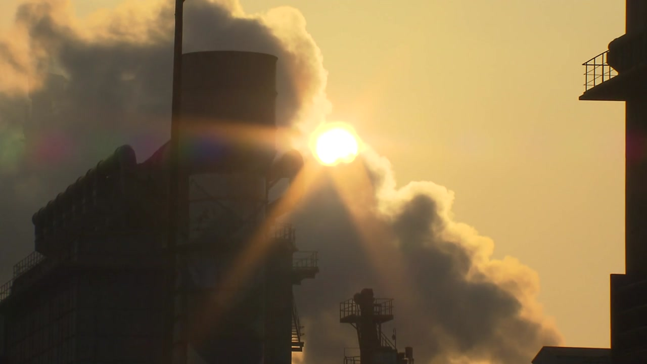 """""""미세먼지 2천 톤 감축"""" 올겨울 석탄발전기 15기 멈춰세운다"""