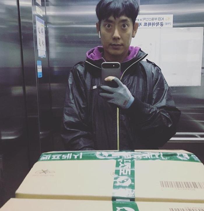 """'태사자' 김형준 """"택배기사 일, 취미 아냐…직업엔 귀천 없어""""(전문)"""