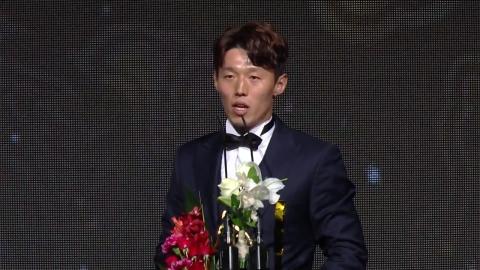 우승은 놓쳤지만...김보경 K리그 '최고의 별' 등극