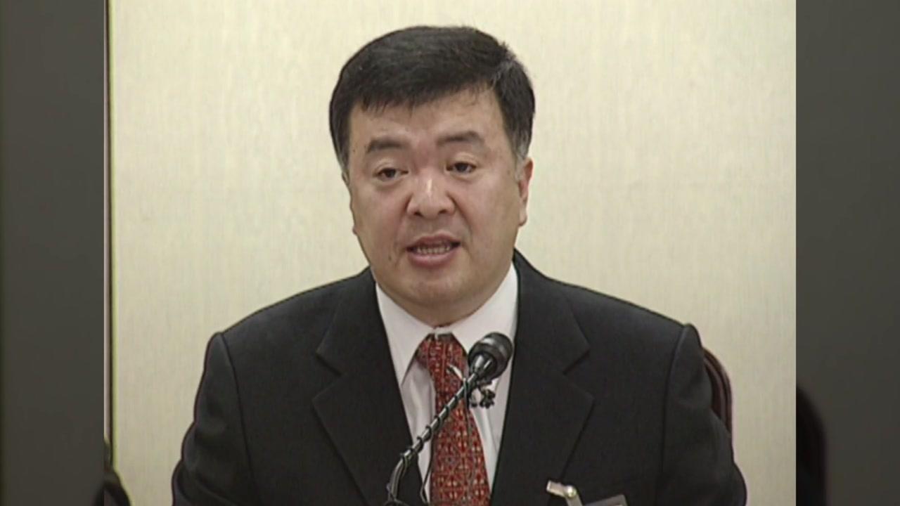 '논두렁 시계 논란' 이인규 前 중수부장, 미국서 8월 귀국