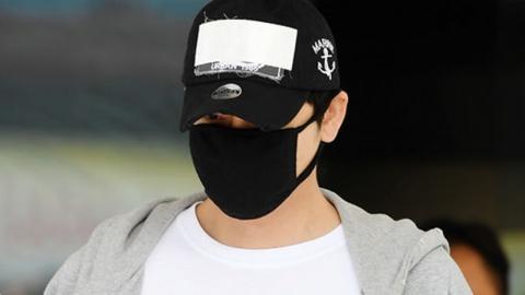 '성폭행 혐의' 강지환, 징역형 집행유예로 석방