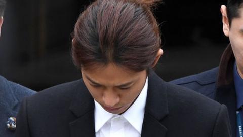 '집단 성폭행·몰카' 정준영, 1심 징역 6년 불복해 항소
