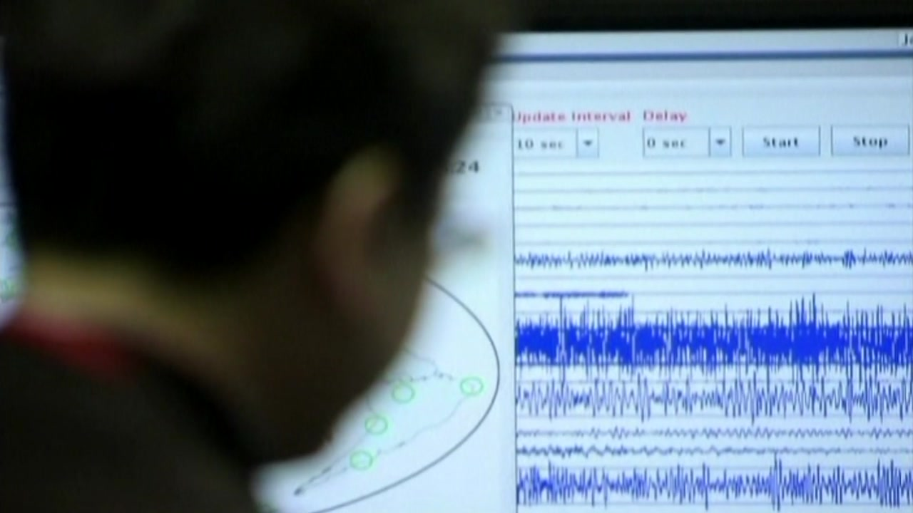 일본 대지진의 전조?...이례적으로 '개별 지진' 잇달아 발생