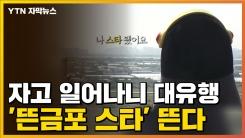 [자막뉴스] 자고 일어나니 대유행...'뜬금포 스타' 뜬다