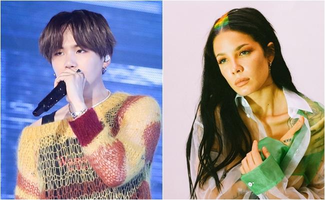 방탄소년단 슈가X할시, 오늘(6일) 컬래버곡 'SUGA's Interlude' 발표