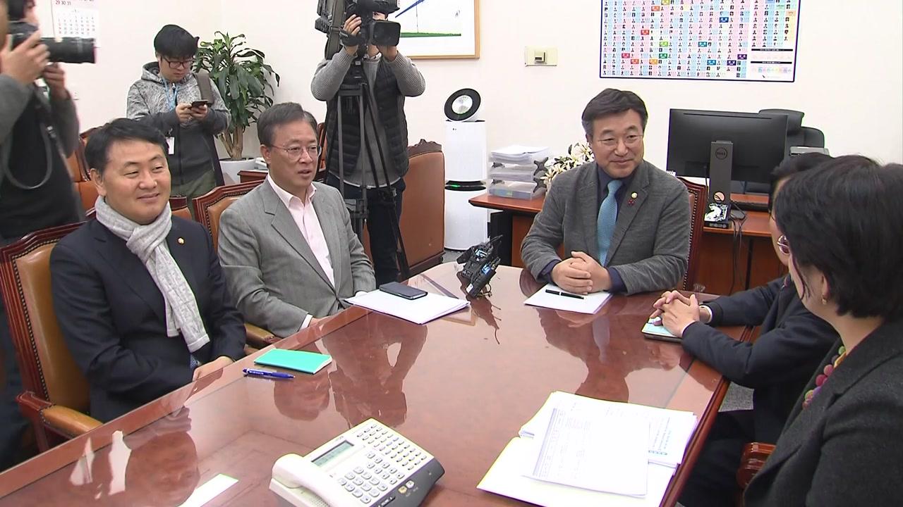 본회의 D-1 전운 고조...'변수' 한국당 선거 4파전